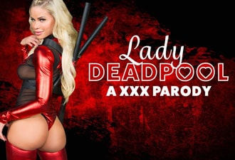 Lady Deadpool Comes to VR