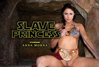 Have Virtual Sex With Princess Leia on WankzVR