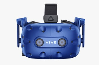 Introducing the HTC VIVE Pro