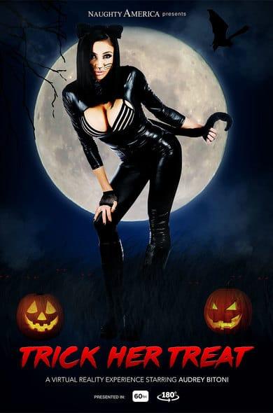 Audrey bitoni halloween