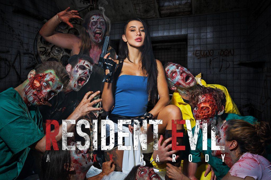 resident evil vr porn