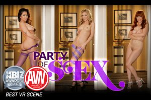 Party Of Sex penny pax vr porn