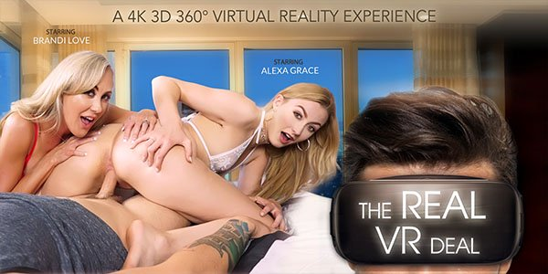 real vr deal porn