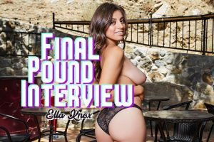 vr porn final pound interview titfuck