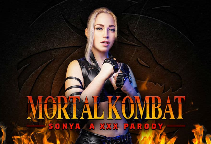 Fight and Fuck With Mortal Kombat Porn