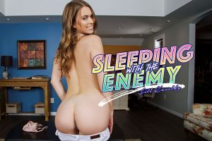 Jill Kassidy vr pron sleeping with the enemy