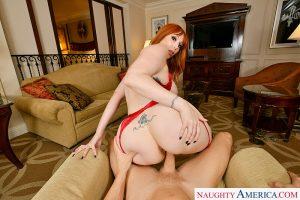 lauren philips naughty america vr redhead sex