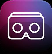 free vr player app logo